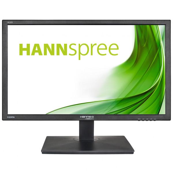 Hannspree HL225HPB, 54,6 cm (21.5 Zoll), 1920 x 1080 Pixel, Full HD, LCD, 5 ms, Schwarz