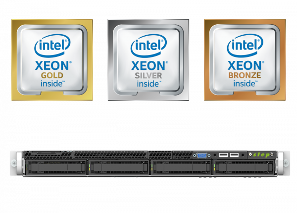 step Server Aurum 1004R 3.5 G1i